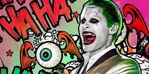 Suicid Squad Joker : suicide squad the comics that inspired jared leto s joker ~ Medecine-chirurgie-esthetiques.com Avis de Voitures
