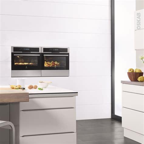rangement inox cuisine tiroir de rangement bandeau inox electrolux eed14500ox oskab