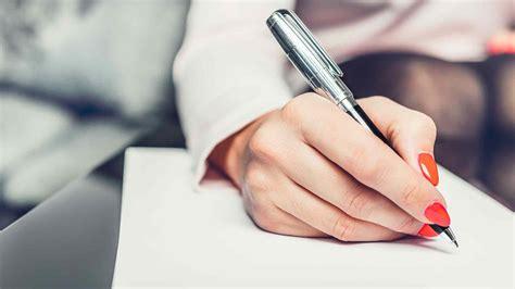 write  good cover letter   job resume