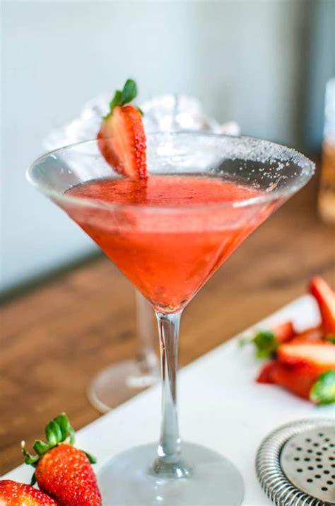 strawberry daiquiri home trends magazine