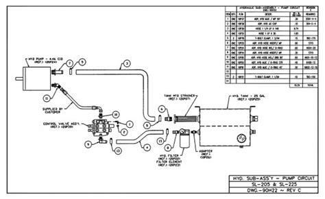 waltco wiring diagram machine repair manual