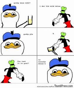 Dolan Duck Think Of The Children