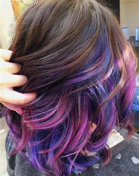Salons That Do Balayageunicorn Hair Really Well For A