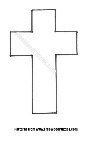 Cross Template Cross Designs 7 Free Cross Patterns