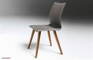 Leder Online Kaufen : stuhl 645 von anrei 4 fu leder astnuss st hle online kaufen ~ Watch28wear.com Haus und Dekorationen