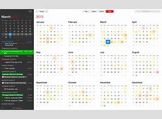 Fantastical 2 for Mac picks up loads of new features and