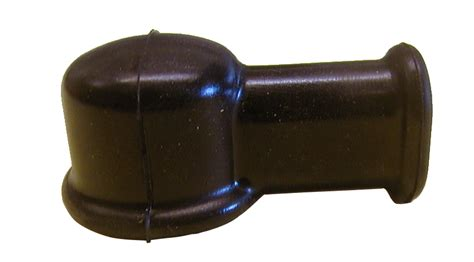 Rubber Boot On Starter by Starter Cable Insulating Rubber Boot