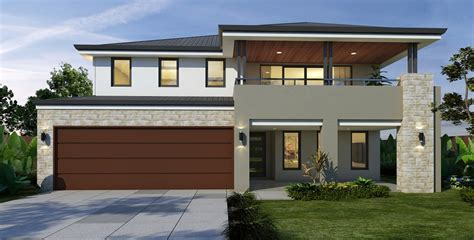 upstairs living home designs perth wa  storey upper