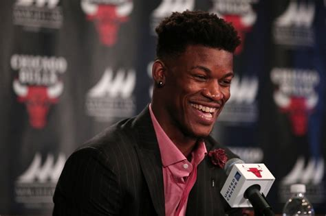 Jimmy Butler Gets New Money, Bulls Fans Get Same