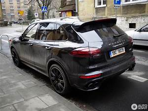 2017 Porsche Cayenne Turbo S : porsche 958 cayenne turbo s mkii 11 march 2017 autogespot ~ Maxctalentgroup.com Avis de Voitures