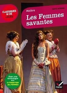 Les Femmes savantes Editions Hatier
