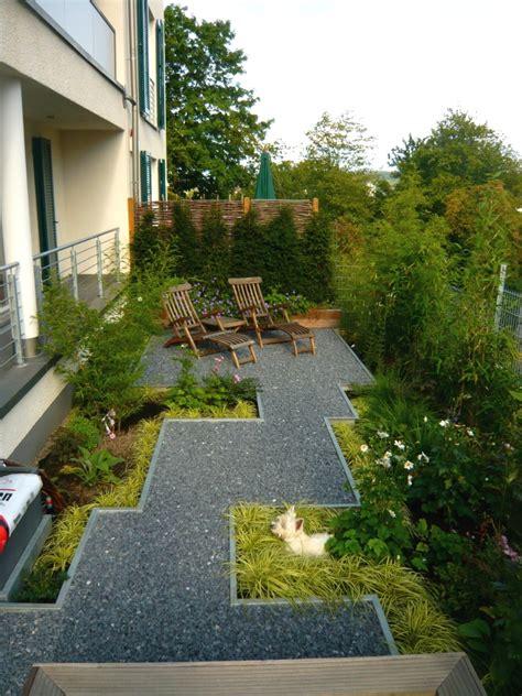 Gartengestaltung Bilder Kleiner Gartenkleiner Schmaler