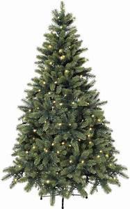 Bilder Mit Lichterkette : premium tannenbaum mit led lichterkette kaufen otto ~ Frokenaadalensverden.com Haus und Dekorationen