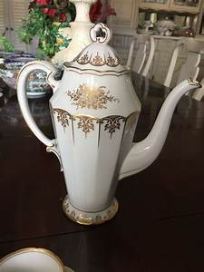 This Is A Fabulous Chocolate Service Of Haviland Limoges France China  I Have Searched High And