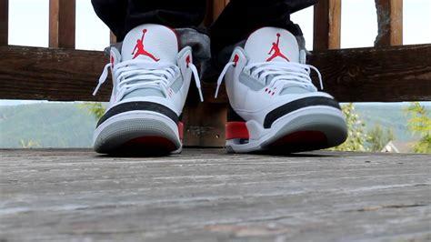 jordan fire feet air f7