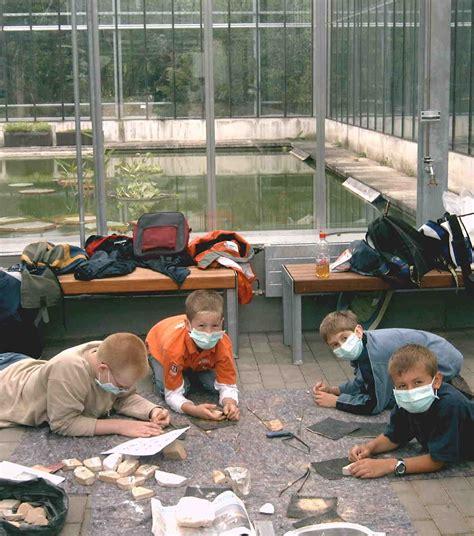 Botanischer Garten Bochum Kinder by Natur Work Shop