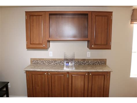 kitchen countertops and cabinets model phs7216d manufactured home floor plan or modular 4318