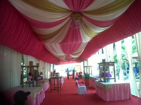 persewaan alat pesta surabaya dekorasi tenda  gedung