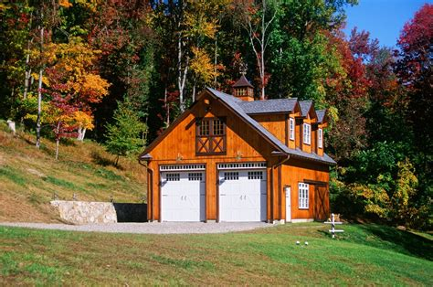 Barns And Garages by 28 X 36 Newport Barn Garage Somers Ny The Barn Yard