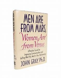 John Gray, Ph.D. - Men Are from Mars, Women Are from Venus ...