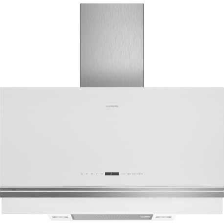 siemens dunstabzugshaube 90 cm siemens lc97fvw20 dunstabzugshaube 90 cm wei 223 fab appliances