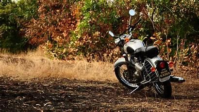Motorcycle Autumn 4k Vehicle Wallpapers Widescreen Bike