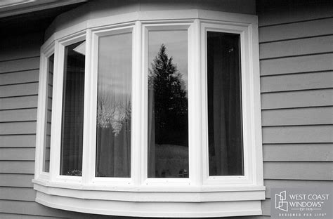 Bay Windows & Bow Windows  West Coast Windows