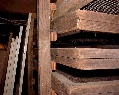 Nut Or Seed Drying Racks