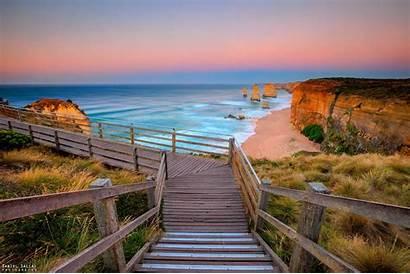 Australia Overlook Ocean 4k Apostles Jigsawexplorer Wonders