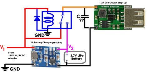 diy uninterruptable power supply ups for raspberry pi