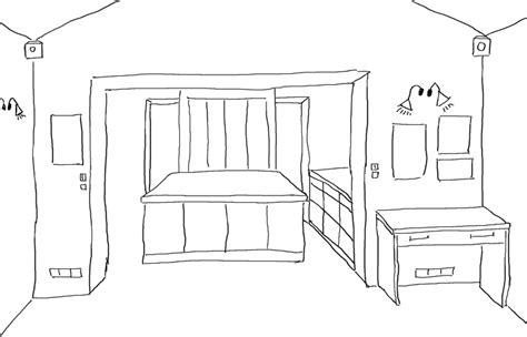 dessin de bureau salon