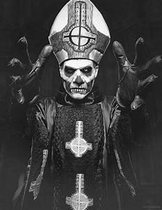 Ghost / Papa Emeritus II | ROCK BAND | Pinterest | Ghost ...