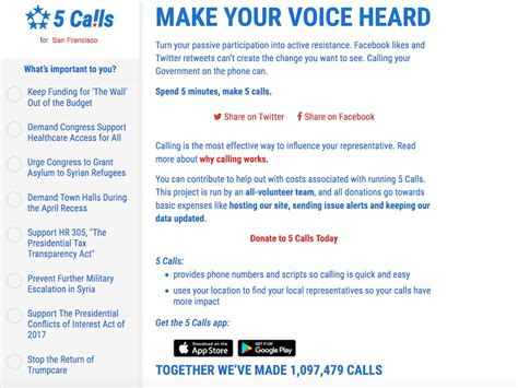 calls enables congress noe counting million valley line party allows pick users issue call website want which they