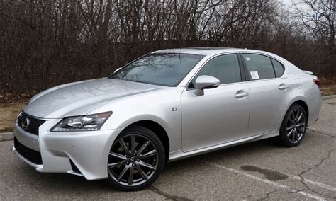 lexus gsf silver return to review