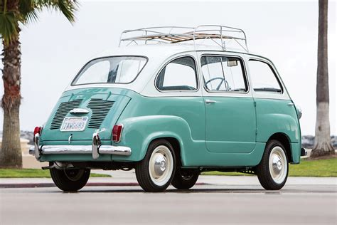 Fiat Definition by The Fiat 600 Multipla Was The True Definition Of A Minivan