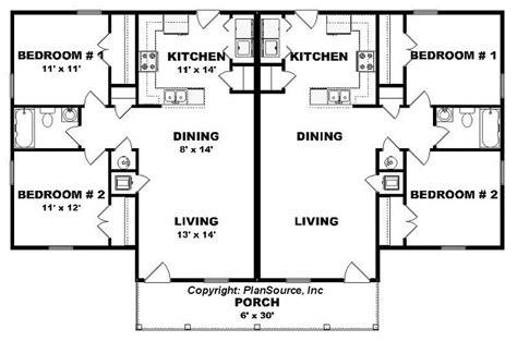 Duplex 925 Sq Ft  Rental Property Ideas  Pinterest Ads