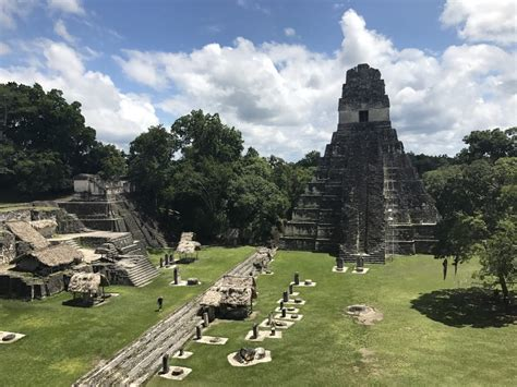 A Bunch Of Tips To Visit Tikal, Guatemala, On A Budget