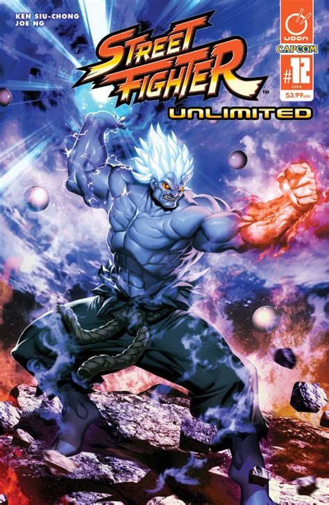 Street Fighter Unlimited Discussion Of The Ongoing