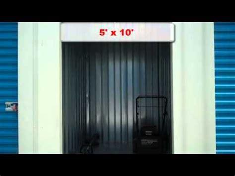 5' X 10' Storage Unit Youtube