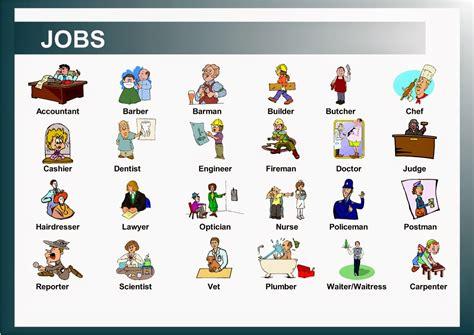 Miss Ariana's Music Blog Vocabulary Jobs Unit 12