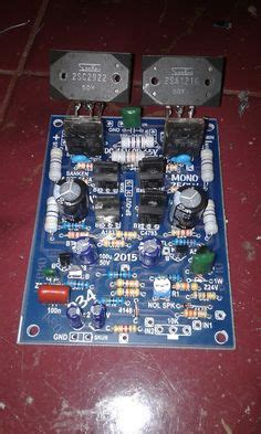 Power Amplifier With Tec