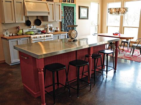 how to a kitchen island with seating photo page hgtv