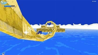 Sonic Speed Adventure Dx Fan Classic Prototype
