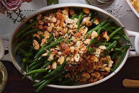 green beans recipe for thanksgiving dinner 25 easy green bean recipes for thanksgiving how to cook green beans