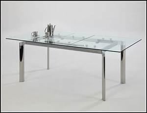 Glastisch Für Esszimmer : glastisch f r esszimmer ~ Sanjose-hotels-ca.com Haus und Dekorationen
