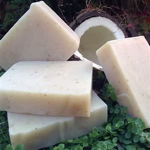organic soap coconut shea chagrin valley soap