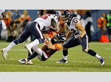 Wes Welker Suffers Third Concussion In 10 Months During