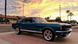 My 65 Mustang GT 350 coupe clone : Mustang