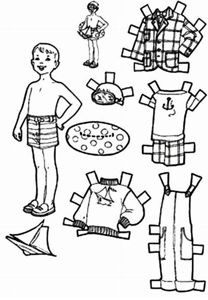Coloring Pages Doll Beach Going Happy Birthday