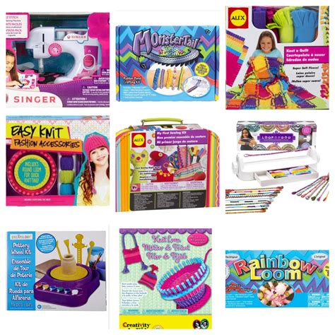alex crafts for girls age 8